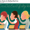 """""""New Tactics for Battling Head Lice,"""" by Jane E. Brody"""