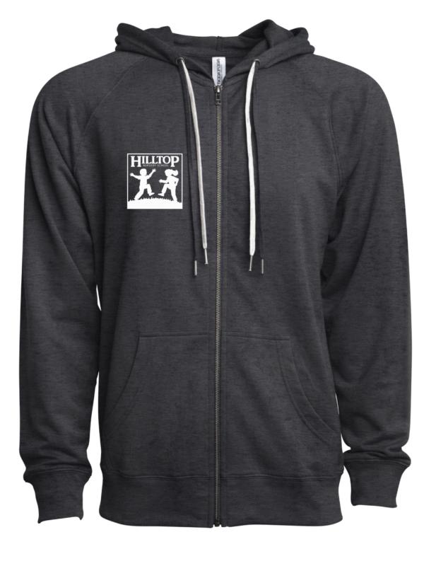 Hilltop hoodie in charcoal